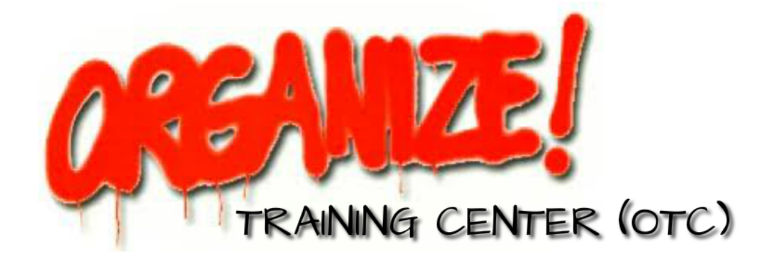 Organize Training Center